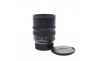 75mm f/2 ASPH. APO-Summicron-M Leica (Bit.Code) (ref.11637)