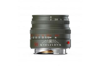 Leica Summicron-M 50 F2 Edition SAFARI