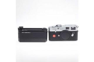 Leica M4-P chrome