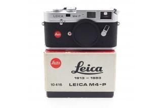 "Leica M4-P chrome edizione ""1913-1983"""