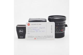 24mm F/2.8 Elmarit Leica M