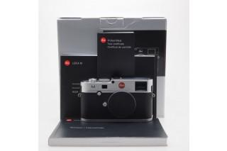 Leica M (typ 240) silver