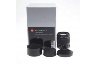 Leica M Summarit 75mm F/2.4 (ref.11682)