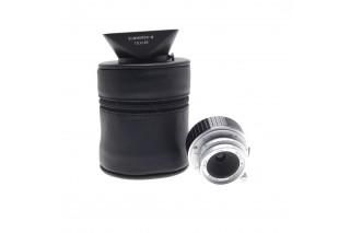28mm f/5.6 Leica Summaron-M (silver)