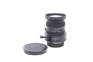 Leica R Summicron PC Super Angulon 28mm F2.8  ref.11812
