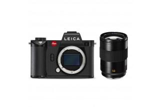 Leica SL2 Kit Leica APO-Summicron-SL 50mm f/2 ASPH