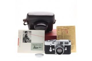 Leica M3 Silver (KIT) + 50mm f/2 Summicron