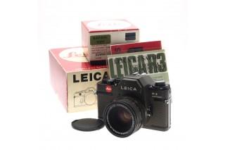 "Leica R3 ""SAFARI"" (KIT) con 50mm Summicron f/2 ""SAFARI"""