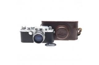 Leica III F (KIT) + 5cm f/2 Summitar