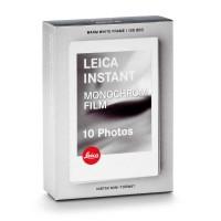 Leica Sofort Monochrom Instant Film Pack (10 Pose)